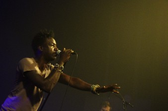 Saul Williams @ De Kreun, Kortrijk